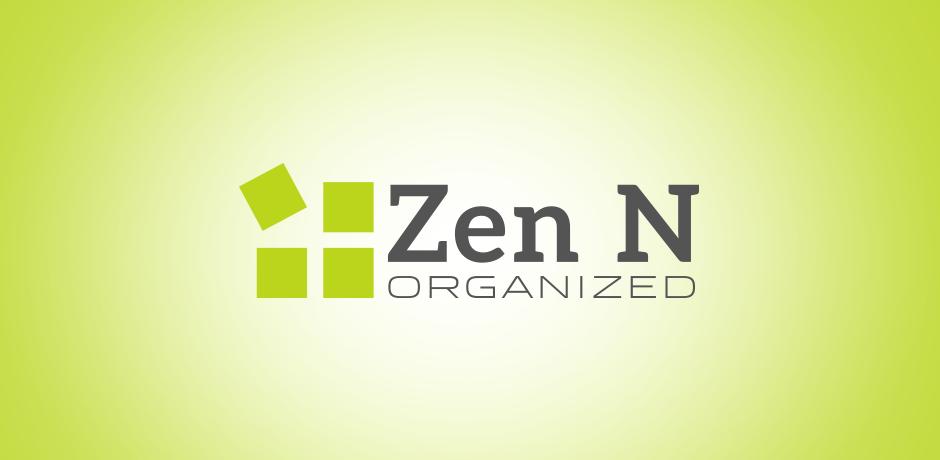Zen N Organized Logo