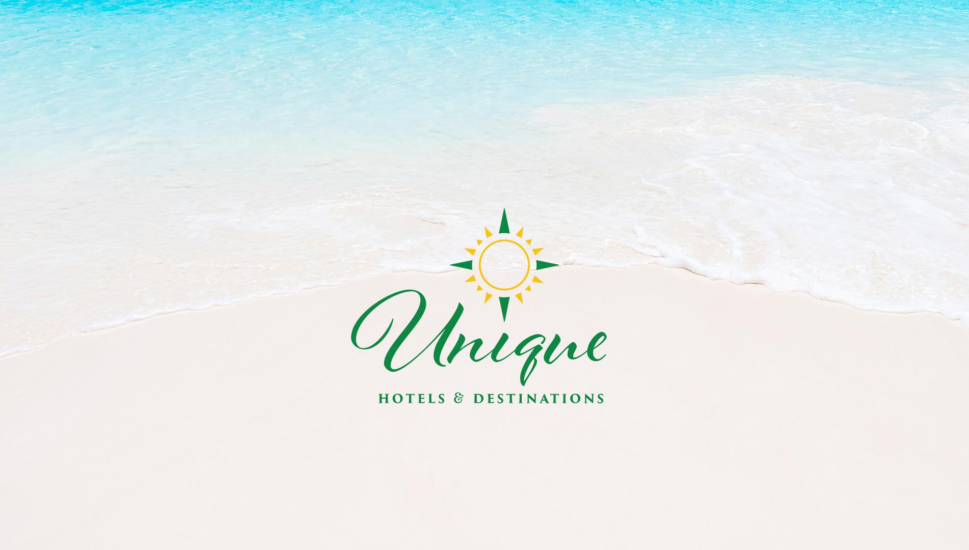 Unique Hotels and Destinations Logo